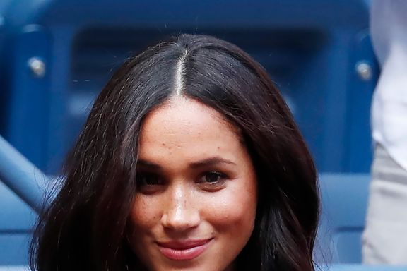 Meghan Markle Stole The Show At Serena Williams' U.S. Open Tennis Final