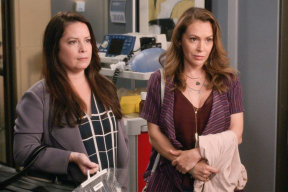 Grey's Anatomy's 'Charmed' Reunion Had Quite The Twist