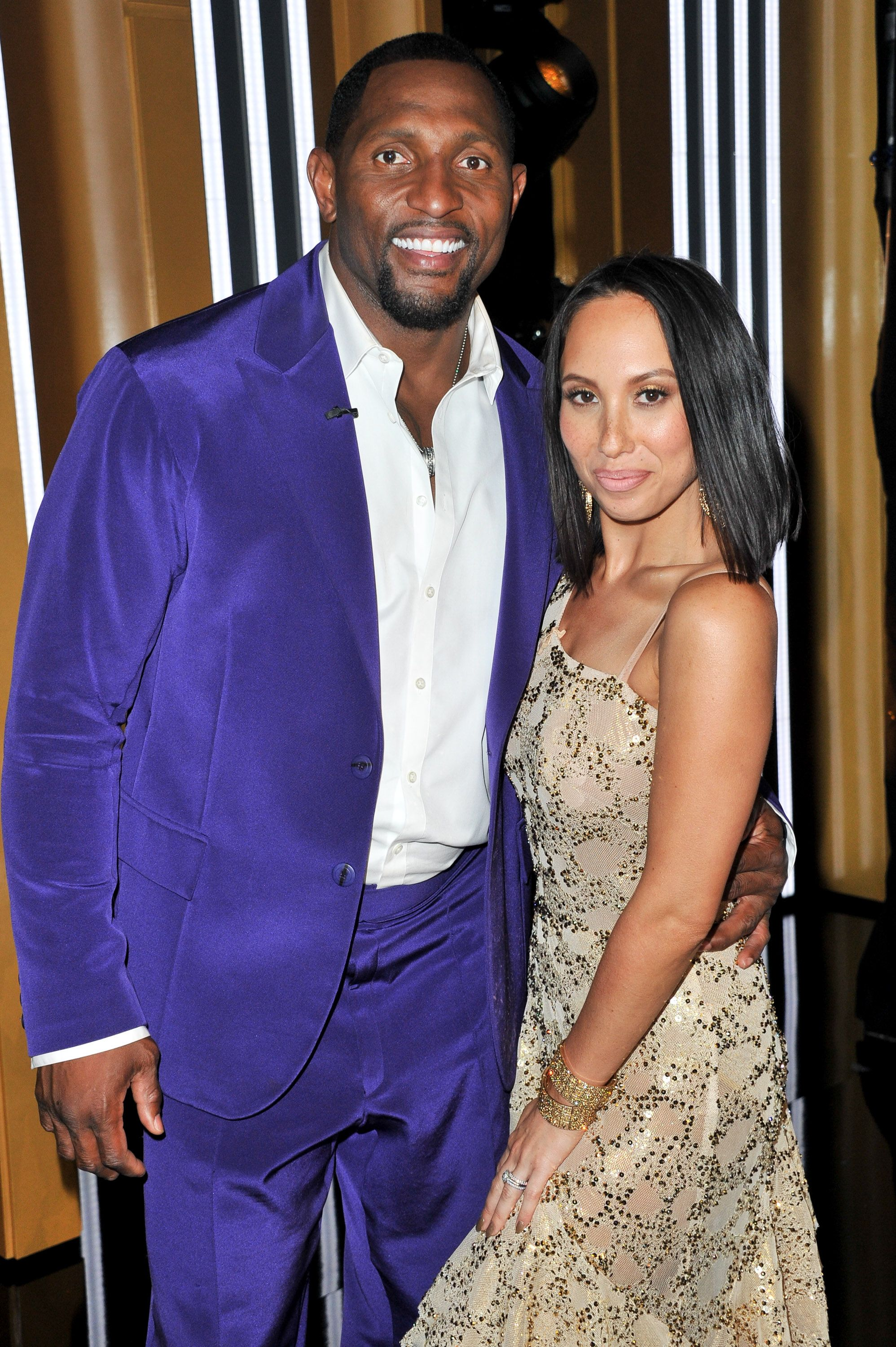Ray Lewis Quits Dancing With The Stars Due To Foot Injury - Fame10