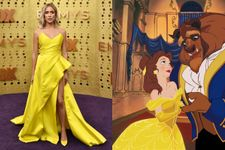 Stars Who Dressed Like Disney Characters At The 2019 Emmys