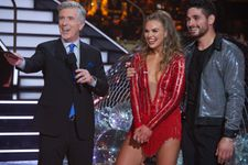 'Dancing With the Stars' Host Tom Bergeron Defends Hannah Brown