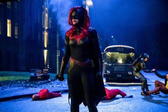 'Batwoman' Boss Explains Decision To Create New Lead Character Instead Of Recasting Ruby Rose