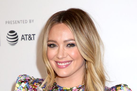 Hilary Duff Shares First Photos From Lizzie McGuire Revival