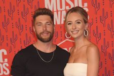 Chris Lane And Lauren Bushnell Are Married