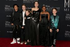 Angelina Jolie's Children Make Rare Red Carpet Appearance For 'Maleficent: Mistress Of Evil' Premiere