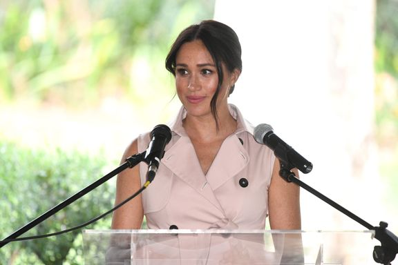 Meghan Markle Accuses U.K. Tabloid Of 'Vicious' Move To Name Her Friends Who Spoke With PEOPLE