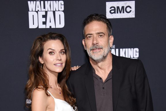 Jeffrey Dean Morgan And Hilarie Burton Officially Marry