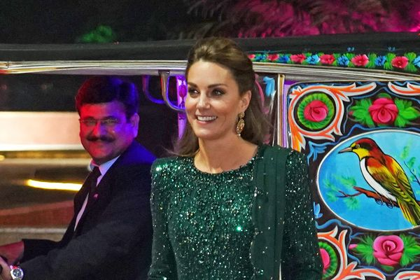 Ranked: Every Outfit Kate Middleton Wore During The 2019 Pakistan Tour