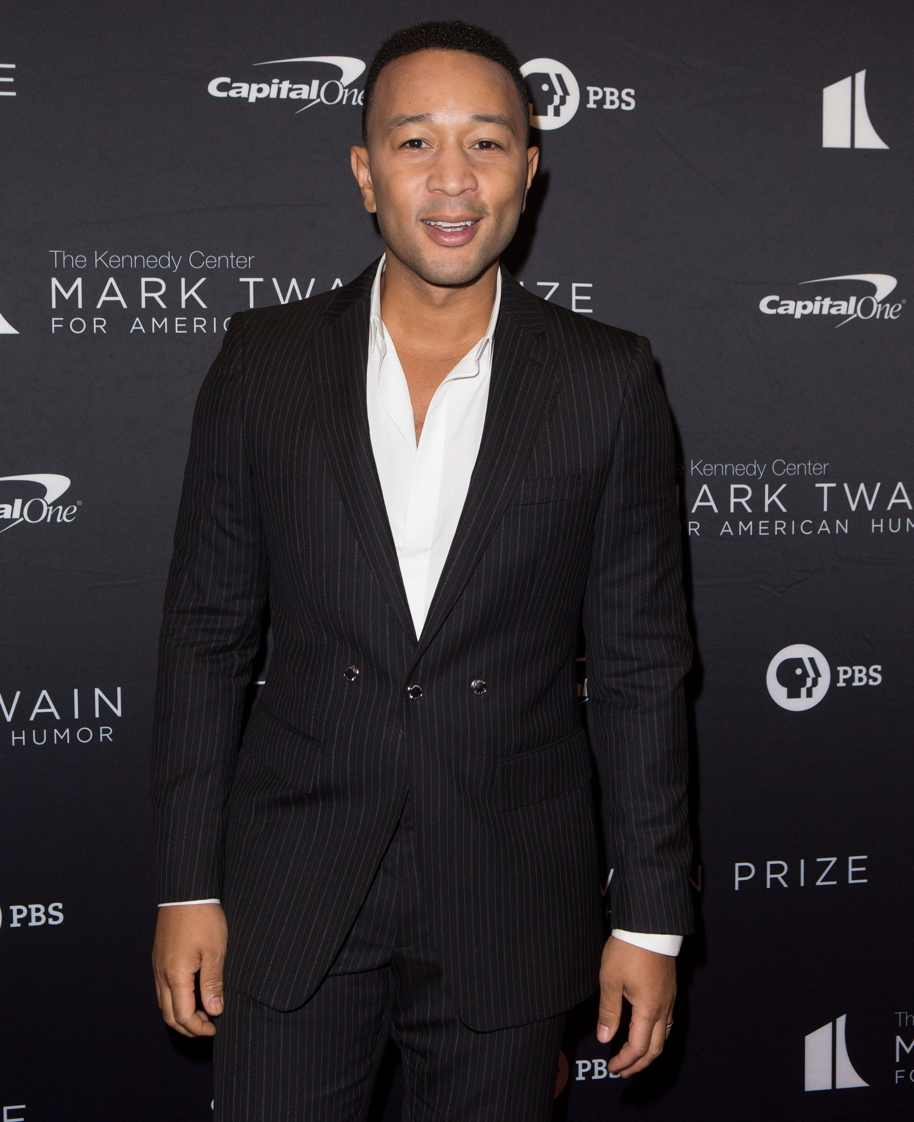 John Legend Reacts To Being Crowned PEOPLE's Sexiest Man Alive 2019 - Fame10