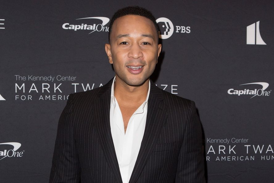 John Legend Reacts To Being Crowned PEOPLE's Sexiest Man Alive 2019