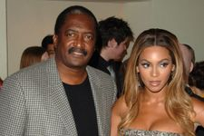 Beyonce's Father Mathew Knowles Reveals Breast Cancer Diagnosis
