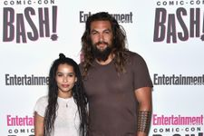 Jason Momoa Shares Sweet Post Supporting Stepdaughter Zoe Kravitz After Catwoman Casting