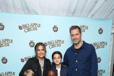 Mariska Hargitay And Peter Hermann Make Rare Public Appearance With Their Kids
