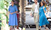 All The Times Kate Middleton And Meghan Markle Repeated Outfits
