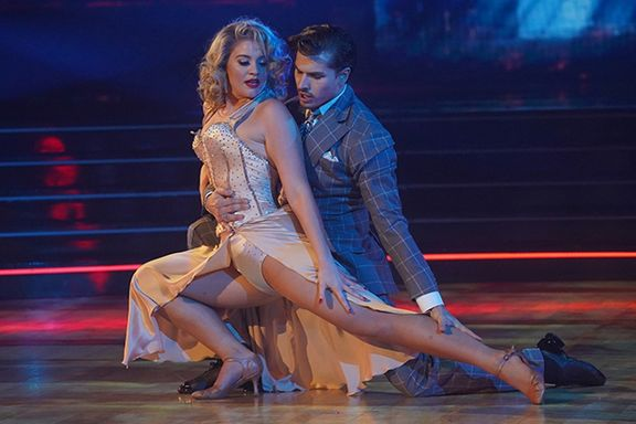 Dancing With The Stars Season 28 Week 7: A Thrilling, Ghoulish Event