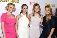 """Andrea Barber Says Lori Loughlin """"Should've Been There"""" For The 'Fuller House' Final Season"""