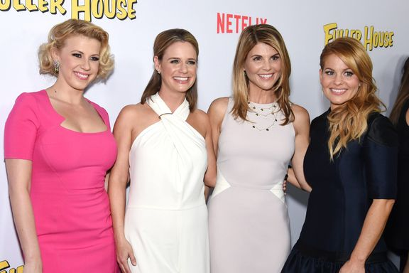"Andrea Barber Says Lori Loughlin ""Should've Been There"" For The 'Fuller House' Final Season"