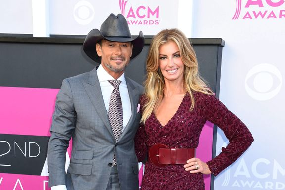 Tim McGraw Reveals Wife Faith Hill's Ultimatum: 'Partying Or Family'