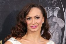 Former 'Dancing With the Stars' Pro Karina Smirnoff Announces She Is Expecting First Child