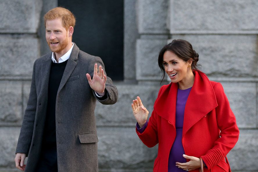 """Meghan Markle Felt """"Unprotected"""" During Pregnancy According To Court Filings"""