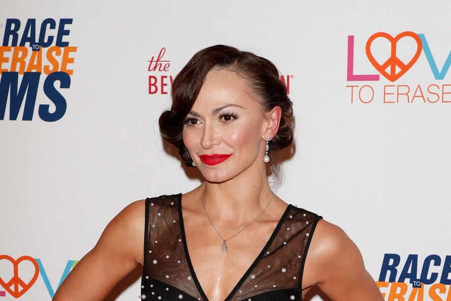 Dancing With The Stars' Karina Smirnoff Reveals Son's Name And Shares First Photo