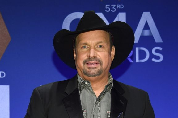 Garth Brooks Awarded Entertainer Of The Year At The 2019 CMA Awards
