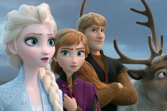 'Frozen 2' Makes History As The Biggest-Opening Animated Film Of All Time