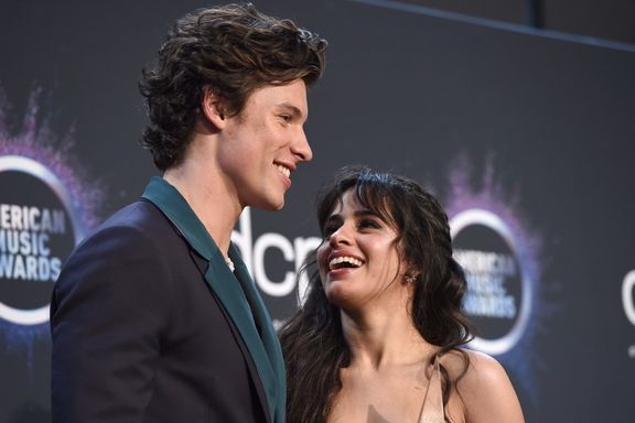 "Camila Cabello Opens Up About PDA On Social Media After A Fan Calls It ""Too Much"""