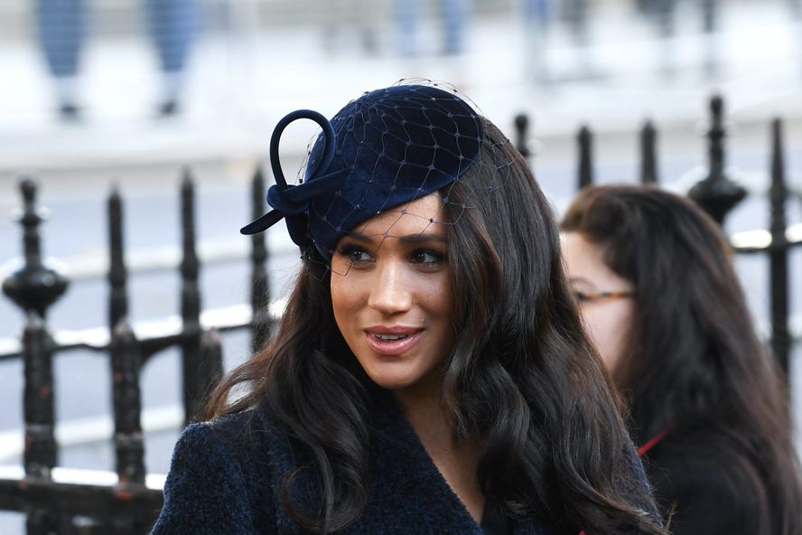 Meghan Markle Addresses Tabloid Rumors In Court Docs