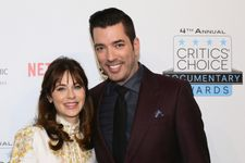 'Property Brothers' Star Jonathan Scott Jokingly Reacts To His Relationship With Zooey Deschanel
