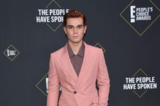 KJ Apa Says He'll Stay On 'Riverdale' For The Next 3 Years