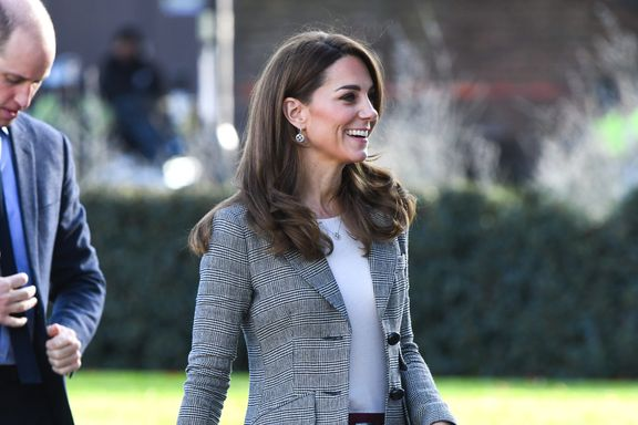Kate Middleton Just Wore The Perfect Holiday Trousers