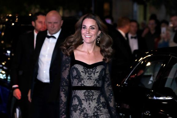 Kate Middleton Dazzles In Her Most Unexpected Look Yet