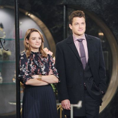 Hunter King And Michael Mealor Open Up About Y&R Return