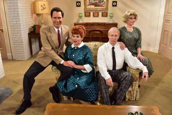 'Will & Grace' To Pay Tribute To 'I Love Lucy' With A Special In The Final Season