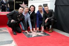 """Joey Fatone Opens Up About """"Toying"""" With The Idea About A Possible NSYNC Reunion"""
