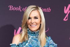 'RHONYC' Star Tinsley Mortimer Shows Off Her Engagement Ring At Thanksgiving Dinner