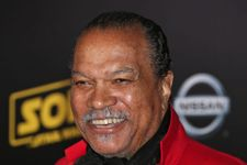 """'Star Wars' Star Billy Dee Williams Says He's """"Feminine As Well As Masculine"""""""