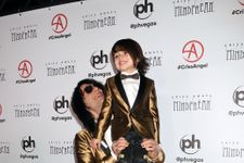 Criss Angel Posts Heartbreaking Video Of Learning His 5-Year-Old Son's Cancer Had Returned