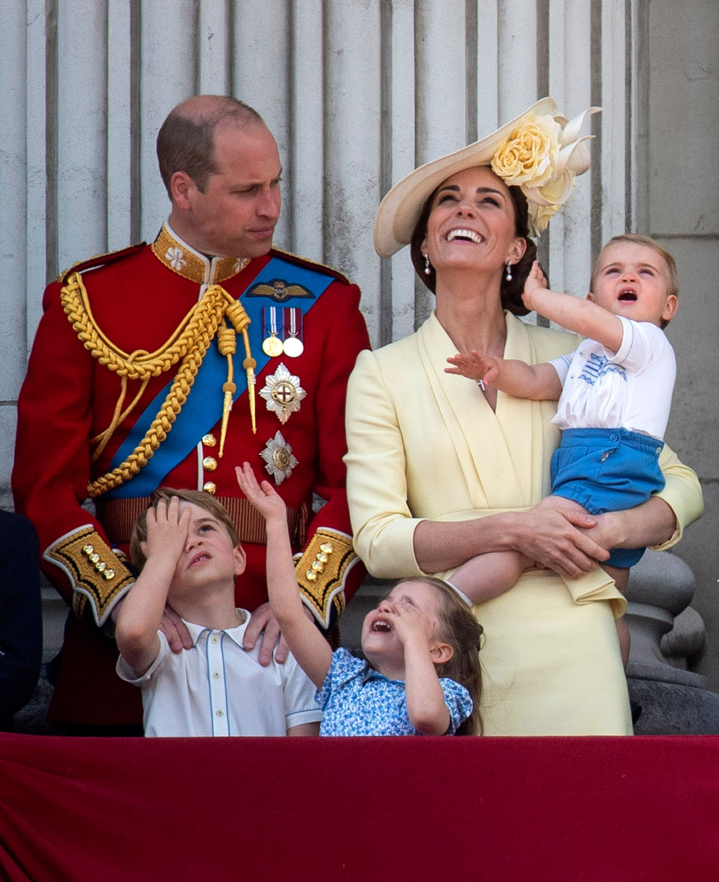 Kate Middleton And Prince William's Family Christmas Card Was Revealed Early