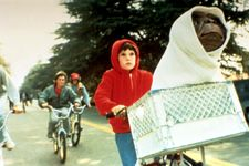 Steven Spielberg's E.T. Returns Back To Earth In New Comcast Commercial