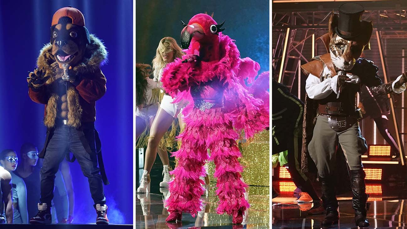 'The Masked Singer' Season 2 Crowns Their Winner And Reveals The Identities Of Flamingo, Fox And Rottweiler