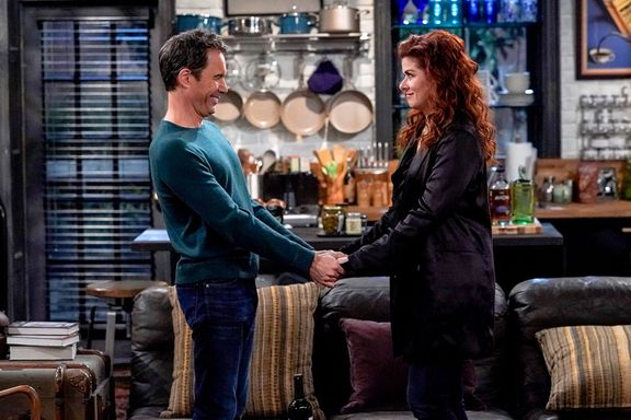 'Will & Grace' Cast And Crew Say Farewell As They Wrap Up The Series' Final Episode