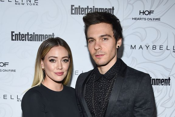 Hilary Duff Marries Matthew Koma And Shares Intimate Backyard Ceremony Photo