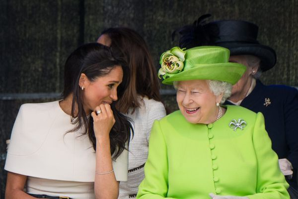 Queen Elizabeth Reveals Conclusion to Prince Harry And Meghan Markle's Royal Exit
