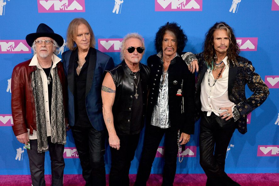 Aerosmith Responds To Lawsuit From Drummer Joey Kramer
