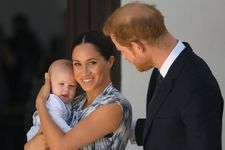 Prince Harry's Childhood Nanny And Mentor Revealed As Two Of Archie's Godparents