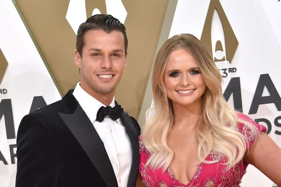 Miranda Lambert Celebrates First Anniversary With Husband Brendan McLoughlin With Sweet Tribute