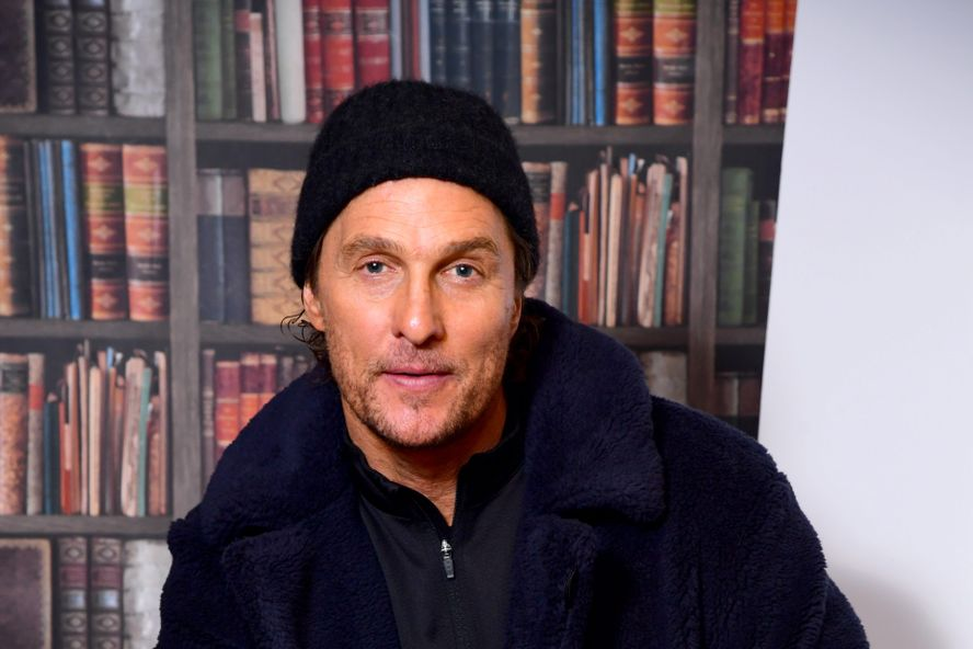 Matthew McConaughey Set To Star In New FX Drama From 'True Detective' Creator