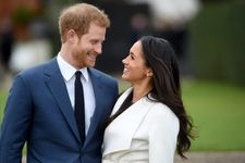 Prince Harry Touches Down In Canada To Join Meghan Markle
